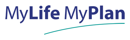 MyLife MyPlan logo